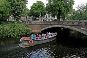 Rondvaart Zwolle Blauwvinger